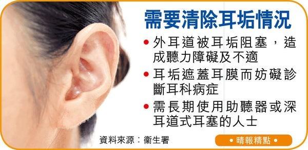 耳垢 画像
