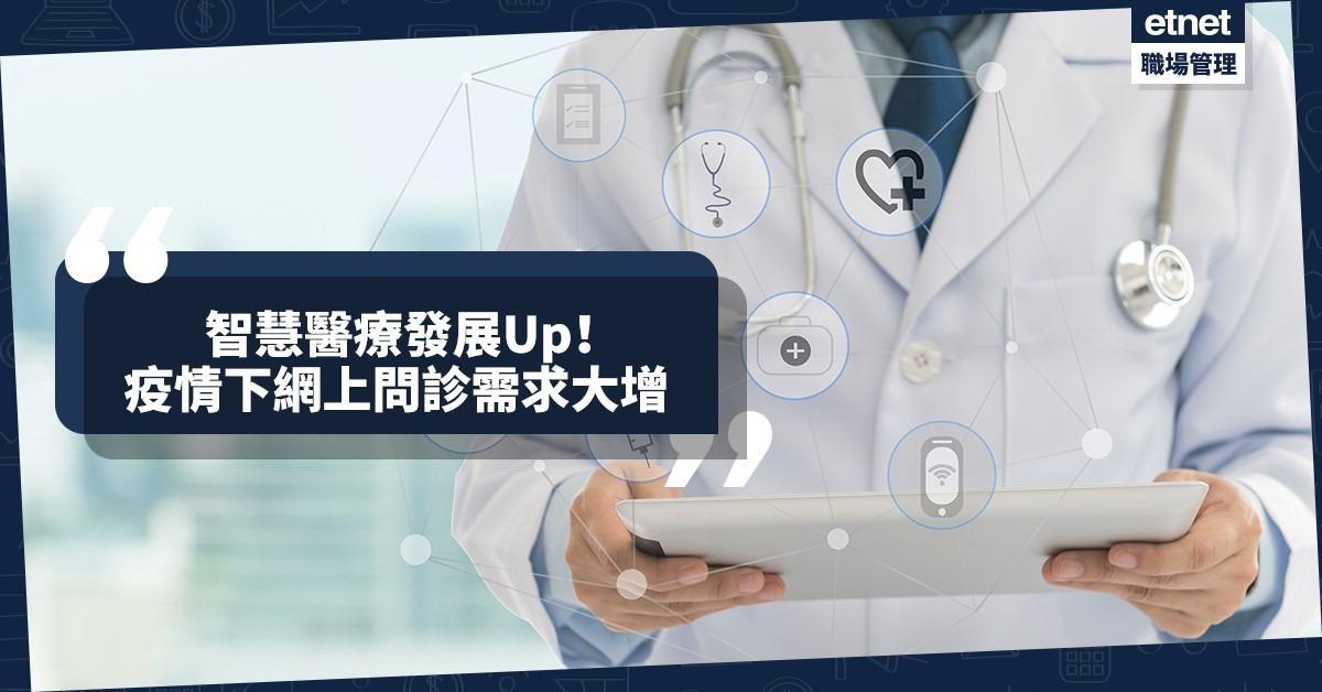 疫情下網上問診需求大增,促進本港遙距醫療發展!