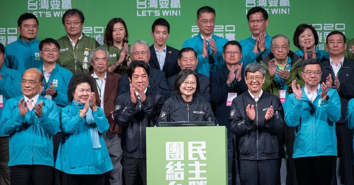 香港議題成民進黨吸票機,蔡完全執政後會否挺港人?