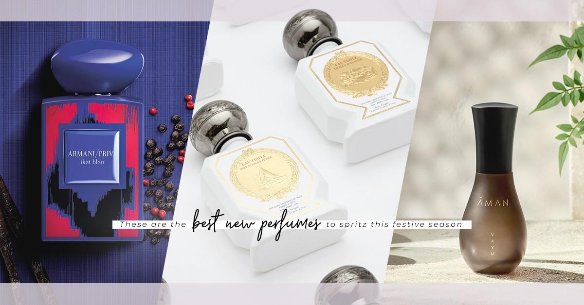 「香氣是遮住眼睛也能感覺到的美」:CELINE、Chloe、Buly 1803,編輯精挑9款今季值得入手的香水!