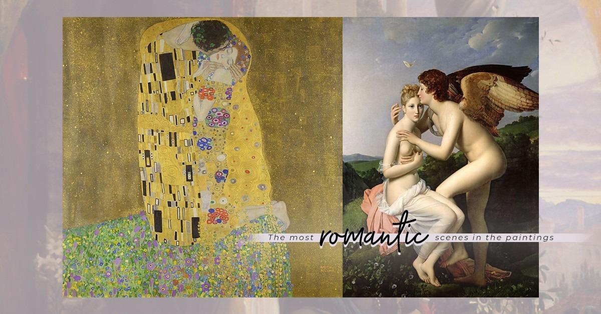 About St. Valentine's Day:讓古典藝術告訴你,藏在油畫中的浪漫愛情故事