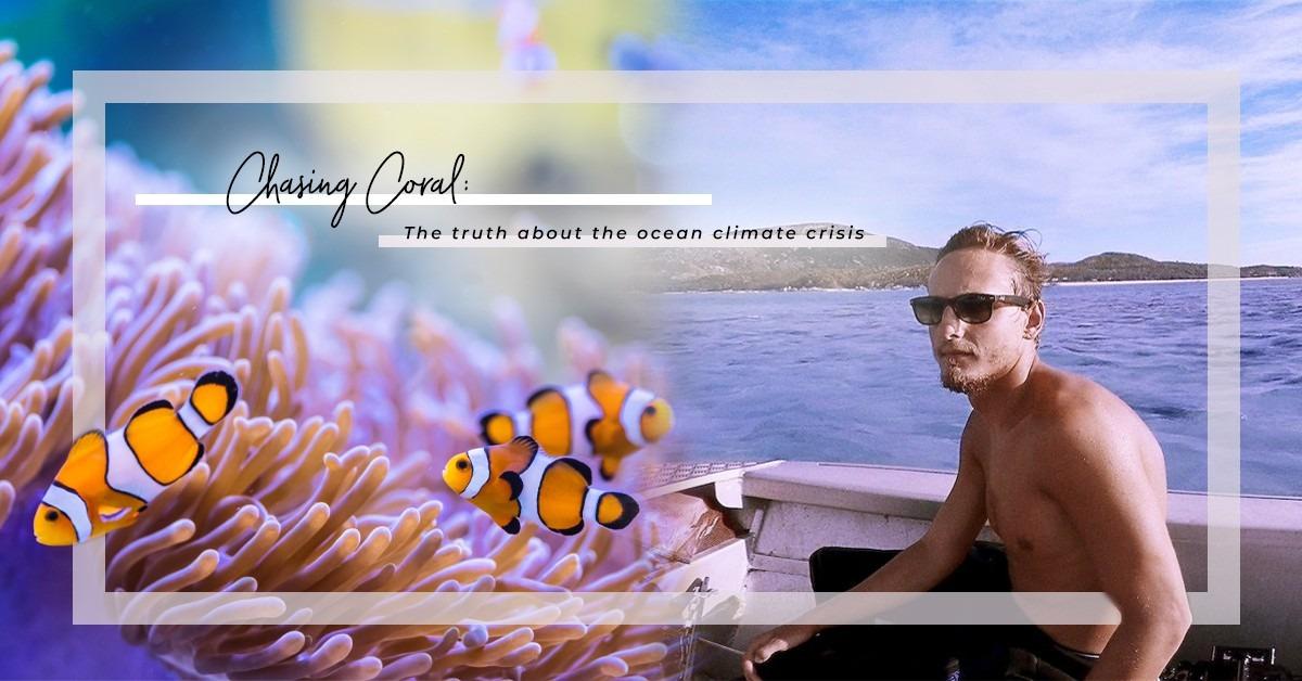 除工作玩樂外,人生還有很多事情值得關心!從Netflix紀錄片Chasing Coral中,學會Chasing Life
