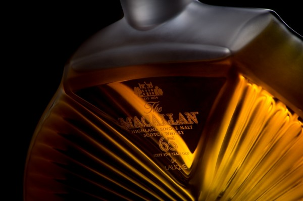 【威士忌收藏系列】the macallan in lalique six pillars:65年佳酿完