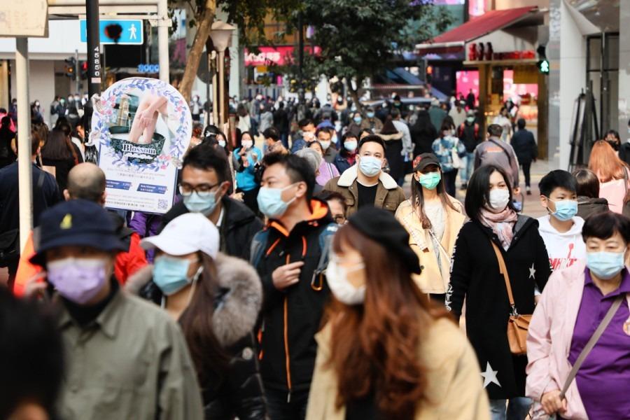 林鄭:防疫抗疫基金加碼至300億 更多界別受惠