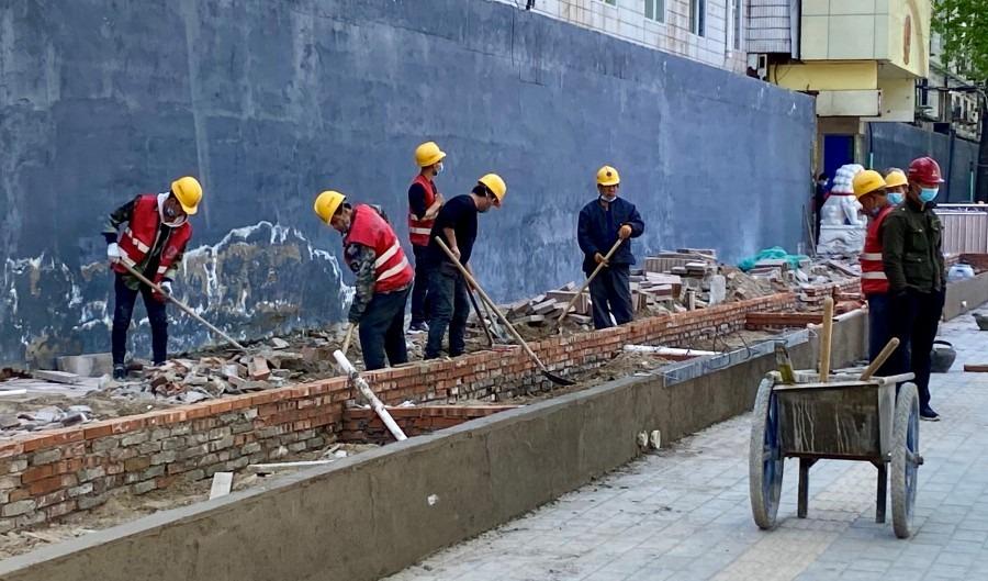 北京復工了