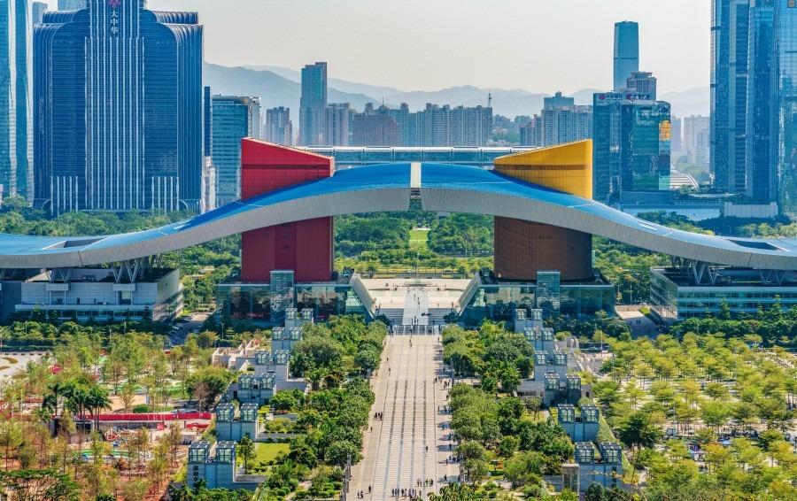 深圳街景1